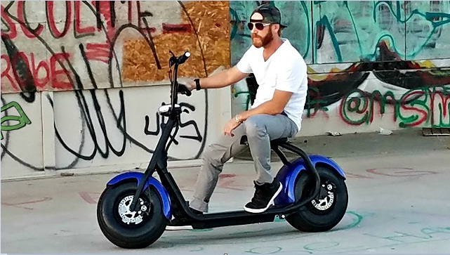 Best Electric Scooter For Adults With Seats Ost To Pst Org